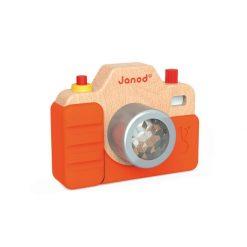 Drewniany aparat fotograficzny dla dziecka | ZabawkiRozwojowe.pl