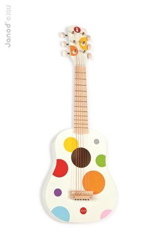 Gitara duża Confetti