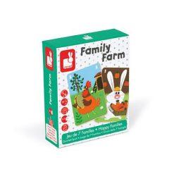 Gra karciana Rodziny na farmie | ZabawkiRozwojowe.pl - sklep internetowy z zabawkami rozwojowymi