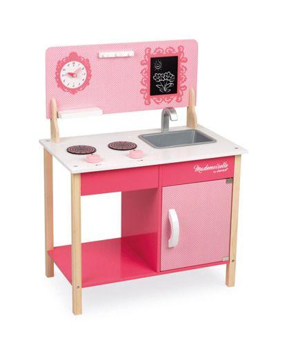 Kuchnia drewniana Mademoiselle