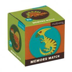 Podróżna gra Mini Memory Dinozaury | ZabawkiRozwojowe.pl - zabawki rozwojowe dla dzieci