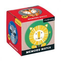 Gra Mini Memory Geometryczne Zwierzęta | ZabawkiRozwojowe.pl - kreatywne zabawki dla dzieci