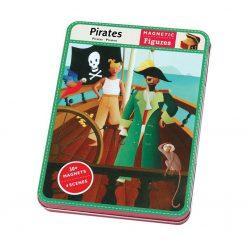 Magnetyczne postacie Piraci