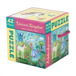 Puzzle Królestwo Jednorożca