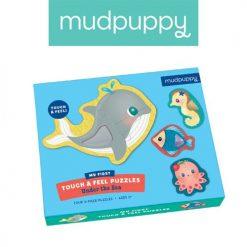 Puzzle sensoryczne Pod wodą