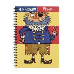 Zeszyt do rysowania Piraci