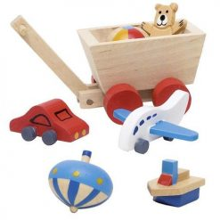 Drewniane zabawki - akcesoria do pokoju dziecka - ZabawkiRozwojowe.pl