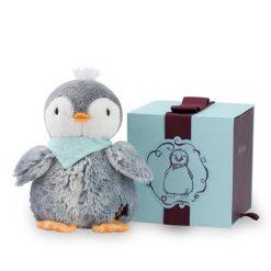 Pingwin Szary w pudełku