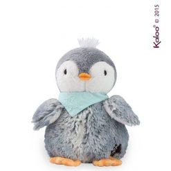 Pingwin Szary w pudełku - zabawka pluszowa | ZabawkiRozwojowe.pl
