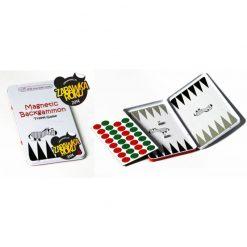 Gra magnetyczna Backgammon | ZabawkiRozwojowe.pl - kreatywne zabawki dla dzieci