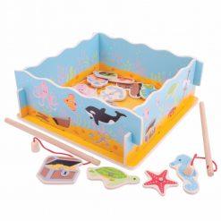Zręcznościowa gra magnetyczna Złów rybkę | ZabawkiRozwojowe.pl - zabawki rozwojowe dla dzieci
