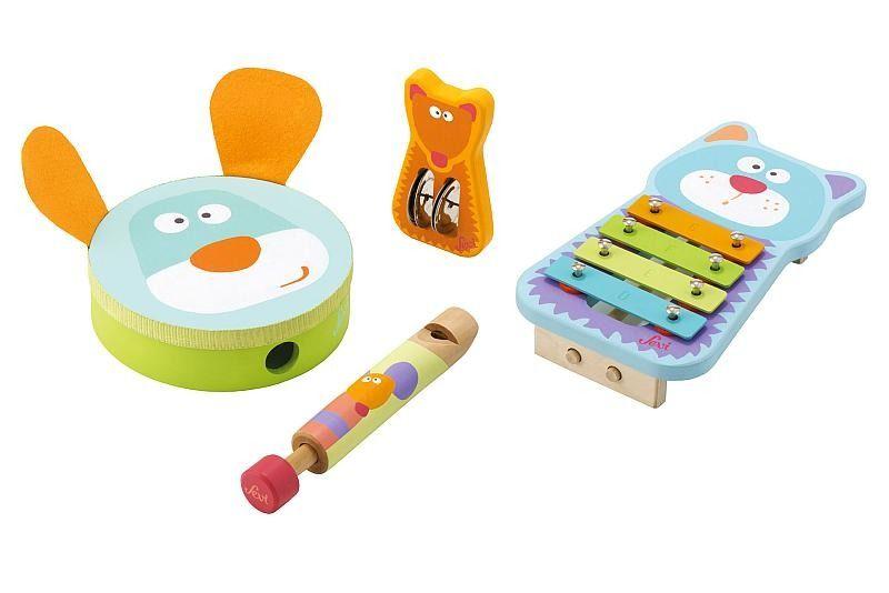 Instrumenty muzyczne Mały zespół