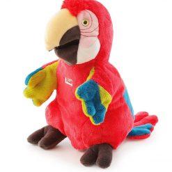 Pacynka na rękę Papuga