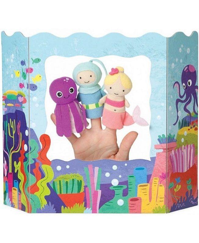 Teatrzyk stolikowy Podwodny świat