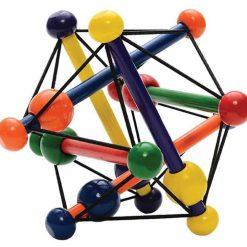 Elastyczna bryła - przestrzenna bryła Manhattan Toy