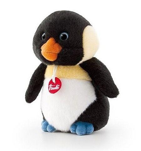 Mała maskotka Pingwin - zabawka pluszowa   ZabawkiRozwojowe.pl