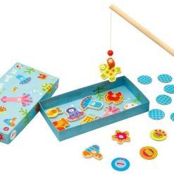 Gra zręcznościowa Matematyczne rybki | ZabawkiRozwojowe.pl - zabawki edukacyjne dla dzieci