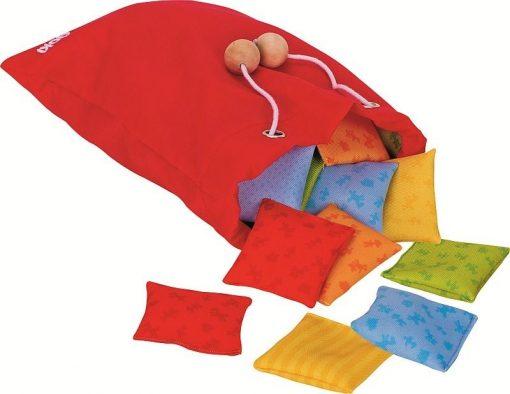 Gra Sensoryczne Poduszki Goki   ZabawkiRozwojowe.pl - zabawki dla niemowlaków