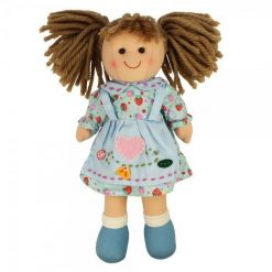 Szmaciana lalka Małgosia
