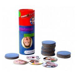 Gra pamięciowa memory Twarze | ZabawkiRozwojowe.pl - sklep internetowy z zabawkami rozwojowymi