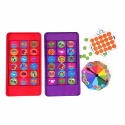 Gra magnetyczna Bingo