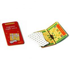 Gra magnetyczna Magiczne słowa | ZabawkiRozwojowe.pl - zabawki edukacyjne dla dzieci
