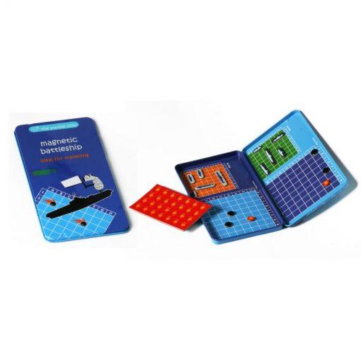 Podróżna gra magnetyczna Statki | ZabawkiRozwojowe.pl - zabawki rozwojowe dla dzieci
