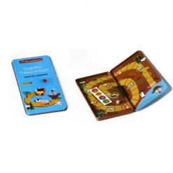 Gra magnetyczna Wyspa skarbów | ZabawkiRozwojowe.pl - zabawki edukacyjne dla dzieci