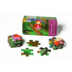 Puzzle Czerwony Kapturek