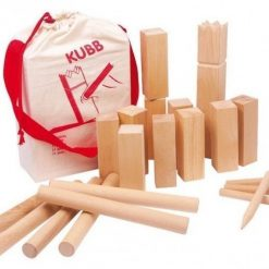 Gra Kubb Viking Game