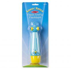 Niebieska latarka Sunny Patch