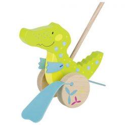 Krokodyl do pchania Susibelle