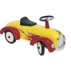 Płomienny Jeździk wyścigówka
