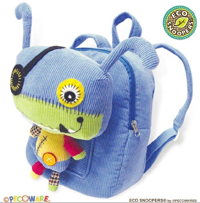 Plecak Monster