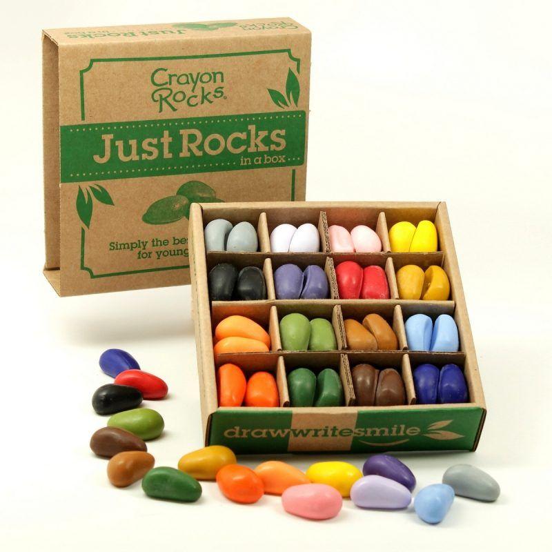 Kredki Crayon Rocks