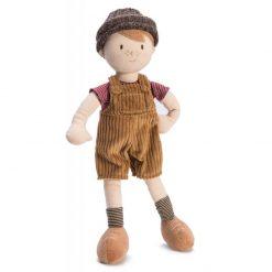 Lalka Tommy - pluszowa zabawka | ZabawkiRozwojowe.pl
