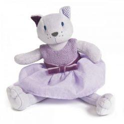 Kotka Pippa - pluszowa zabawka dla dziecka | ZabawkiRozwojowe.pl