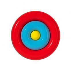 Zabawka kreatywna Nello czerwona