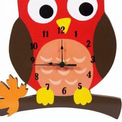 Zegar z sową