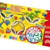 Zestaw ciastolin z foremkami - zabawka kreatywna | ZabawkiRozwojowe.pl