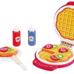 Drewniana gofrownica - idealna dla dzieci | ZabawkiRozwojowe.pl - sklep internetowy z zabawkami rozwojowymi