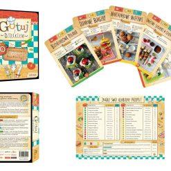Karty Gotuj z dzieckiem