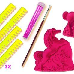 Koniki 3D - odlewy gipsowe