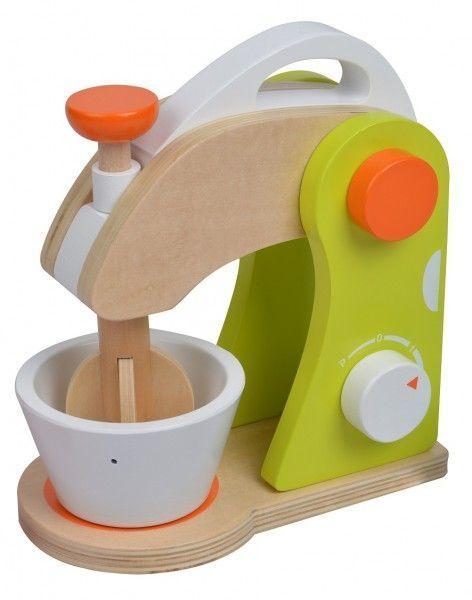 Drewniany mikser do ciastek | ZabawkiRozwojowe.pl - sklep internetowy z zabawkami rozwojowymi
