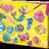 Odlewy gipsowe - figurki z oceanu, SES Creative | ZabawkiRozwojowe.pl
