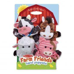 Pacynki na rękę Farma