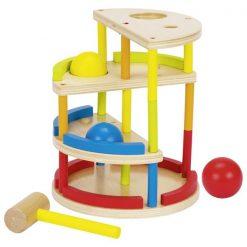 Zabawka Spadające Kule firmy Goki | ZabawkiRozwojowe.pl