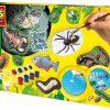 Straszne zwierzęta - odlewy gipsowe - zabawka plastyczna | ZabawkiRozwojowe.pl