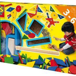 Stuku puku - drewniane figury geometryczne | ZabawkiRozwojowe.pl - sklep internetowy z zabawkami rozwojowymi