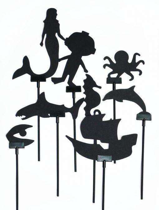 Teatrzyk Cieni Podwodny Świat